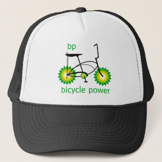 BP Bicycle Power Truckers Hat
