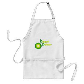 BP Biggest Polluter Apron