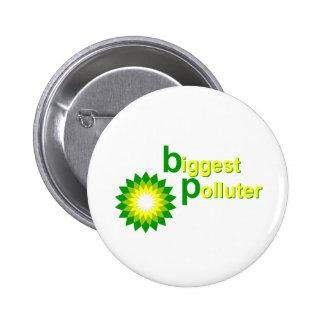 BP Biggest Polluter Buttons