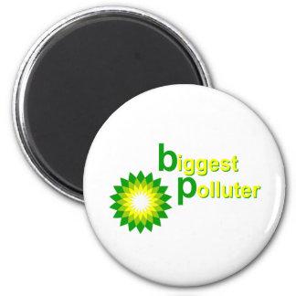 BP Biggest Polluter Magnet