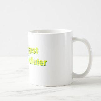 BP Biggest Polluter Mug