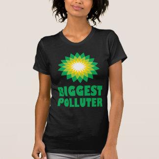 BP Biggest Polluter Tee Shirt