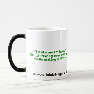 BP Billions Black Morphing Mug