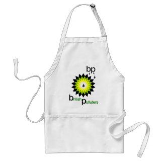BP British Polluters Aprons