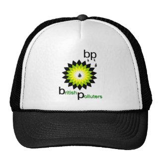 BP: British Polluters Trucker Hat