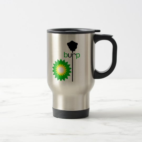 BP Burps Travel Mug