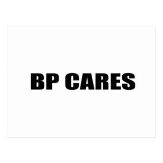 BP CARES POSTCARD