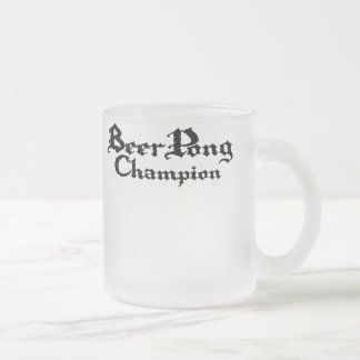 BP_Champ1 Frosted Glass Coffee Mug