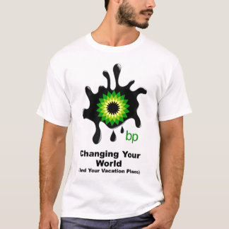 "BP  ""Changing Your World: T-Shirt"