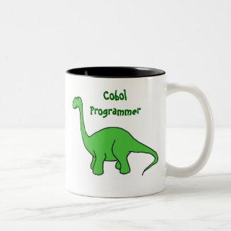 BP- Cobol Programmer Dinosaur Mug