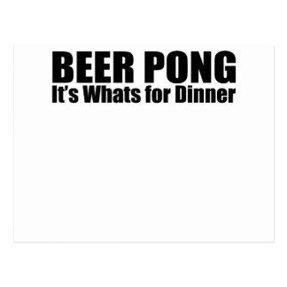 BP_Dinner1 Postcard