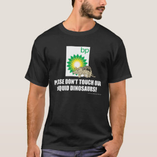 BP dinosaur (dark colors) T-Shirt