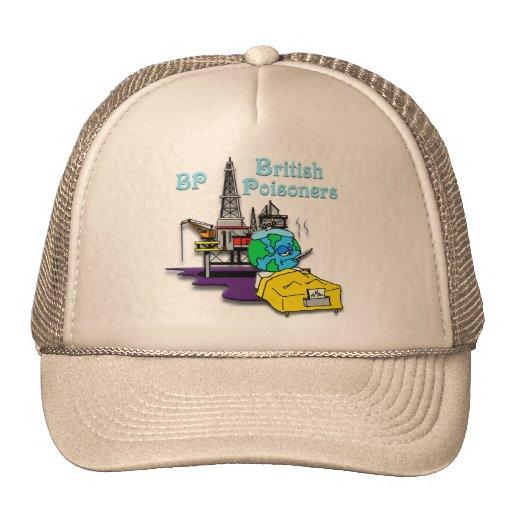 BP-- Envenenador británico #2 Gorro