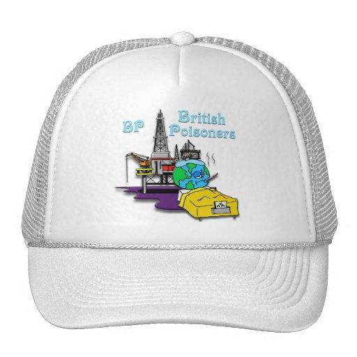 BP-- Envenenador británico #2 Gorros