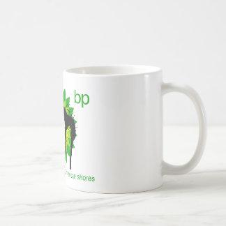 BP estamos trayendo el aceite a las orillas americ Taza De Café