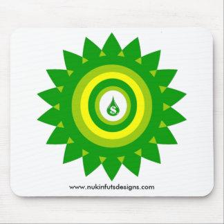 BP Greed Logo Mouse Pad