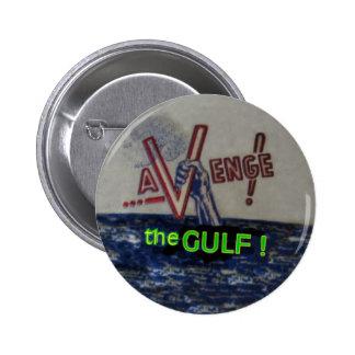 BP Gulf Oil Spill Button