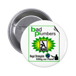 bp Humor T`SHIRTS Button