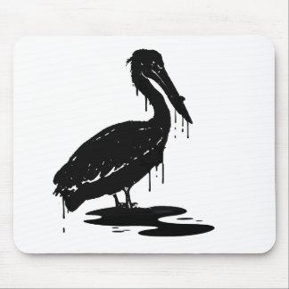 BP is killing Pelicans Mousepads
