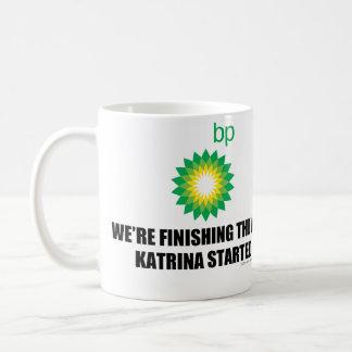BP Katrina Coffee Mug