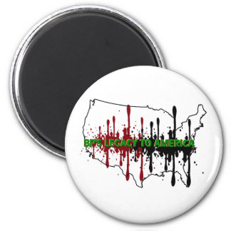 BP LEGACY 2 INCH ROUND MAGNET
