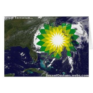 BP- Legal Terrorism Card