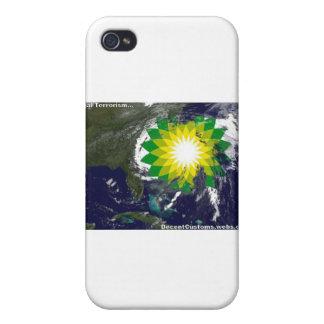 BP- Legal Terrorism iPhone 4 Covers