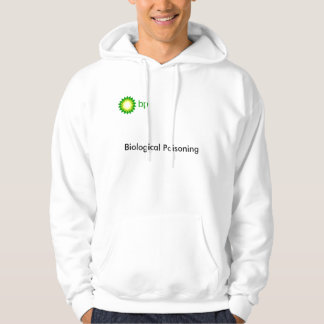 bp_logo, Biological Poisoning Hoodie
