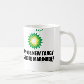BP marinade Coffee Mugs