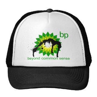 BP - más allá del sentido común Gorros Bordados