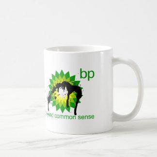 BP - más allá del sentido común Taza