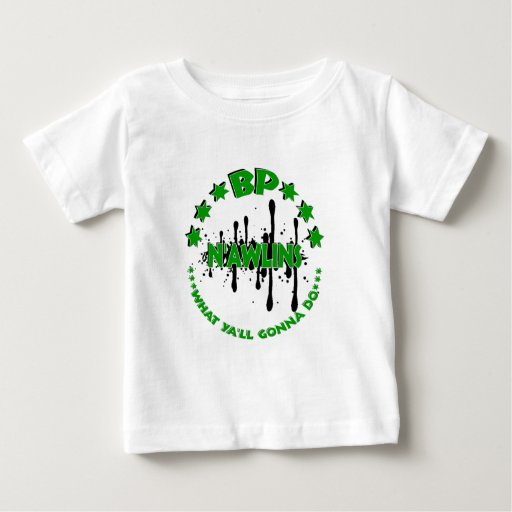BP NAWLINS INFANT T-SHIRT