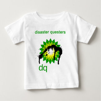 BP oil disaster questers T-shirts
