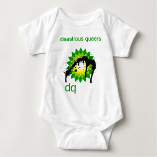 BP oil disaster upside down Tshirt