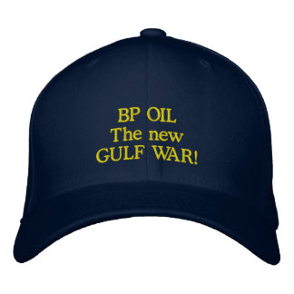 BP OIL GULF WAR ANTI-OIL CAP