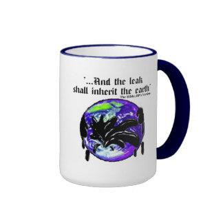 BP Oil Leak Ringer Coffee Mug