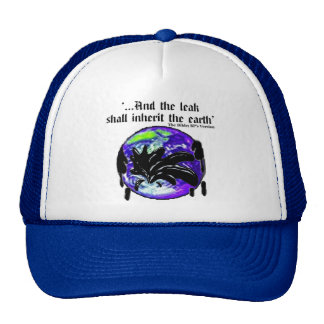 BP Oil Leak Trucker Hat