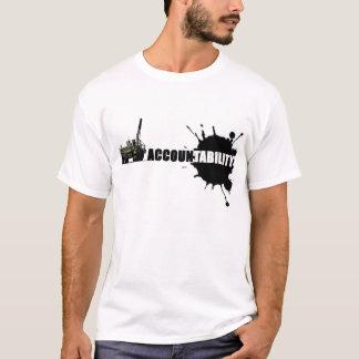 BP OIL SPILL ACCOUNTABILITY T-Shirt
