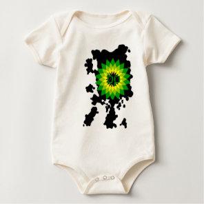 BP Oil Spill Baby Bodysuit