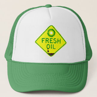 BP Oil Spill Hat - Fresh Oil
