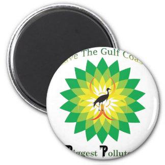 BP Oil Spill Magnet