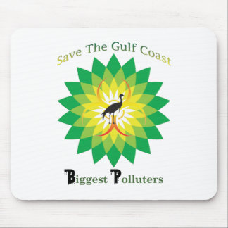 BP Oil Spill Mouse Pad