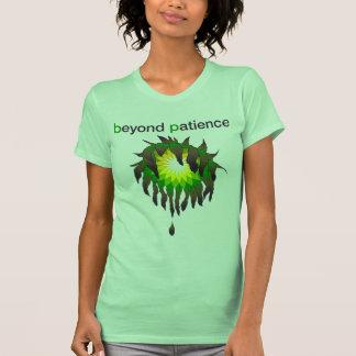 BP Oil Spill Shirt - Beyond Patience