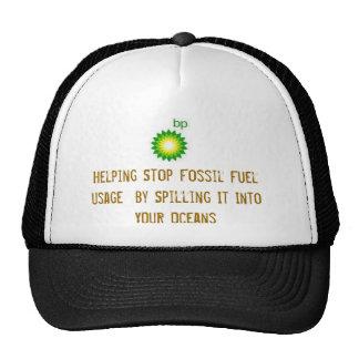 BP Oil Spill Trucker Hat