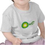 BP OIL SPILL WTF SHIRT