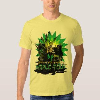 bp path of Destruction World Tour T Shirt