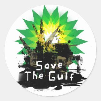 bp_Save el pegatina del golfo