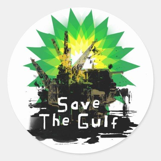 bp_Save the Gulf sticker