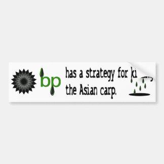 bp strategy bumpersticker car bumper sticker