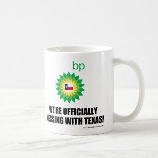 BP Texas Mugs